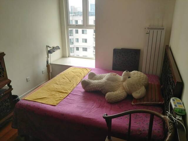 北京朝阳大悦城+中式复古公寓