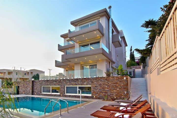 Vila Nelmar, Private Pool, 9 bedrooms, 9 bathrooms
