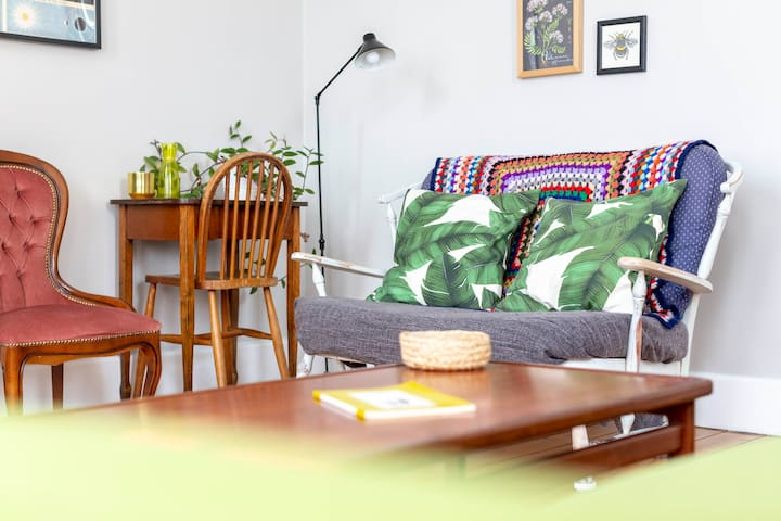 Quirky vintage furniture