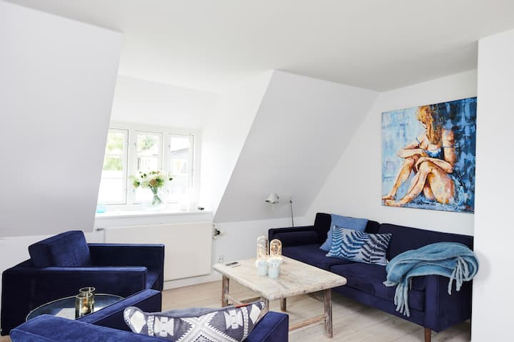 Sirius House - Lovely holiday apartment - Blue
