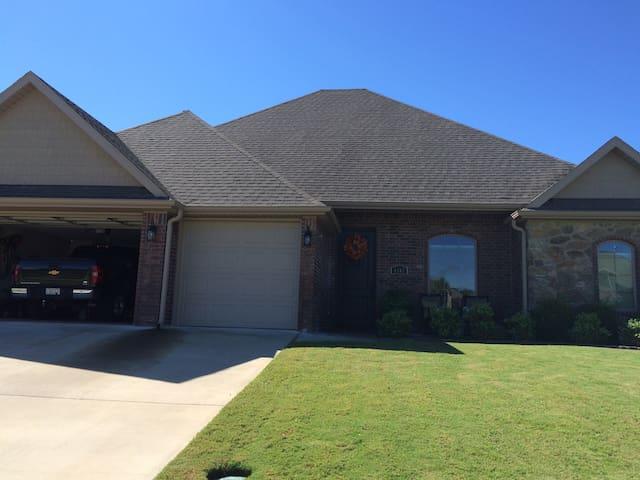 Beautiful Home in S Fayetteville - Fayetteville - Casa