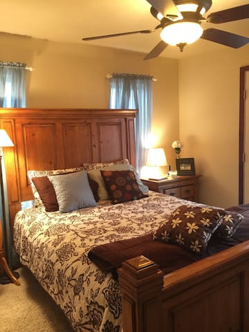Beautiful cozy room with mountain views - Pagosa Springs - Casa