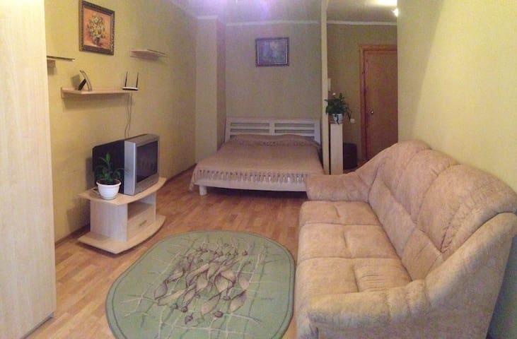 Apartment in the center - Mechnikov hospital