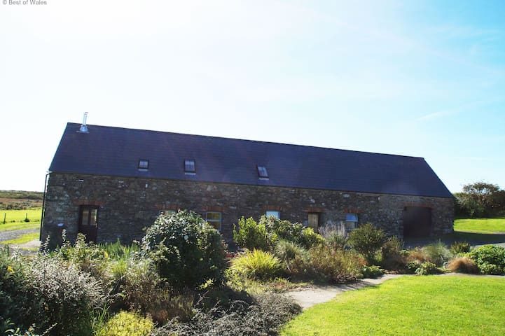 Y Ty Coets - Coach House - St Davids