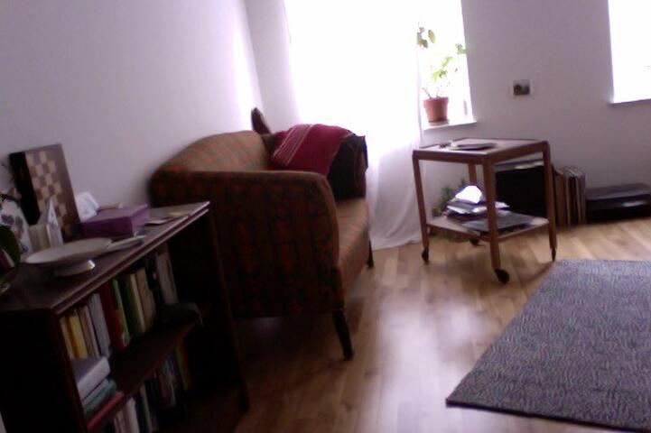 Kleine gemütliche, moderne Wohnung - Leipzig - Byt