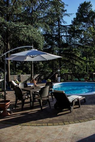 B&B da sogno sull'etna con piscina - Nicolosi - Bed & Breakfast