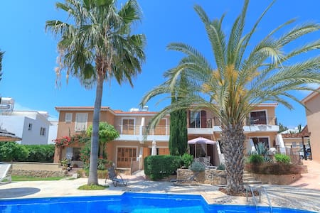 Villa in Paphos with pool - Pafos
