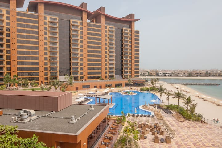 Oasis in the desert - Dubaj - Apartament
