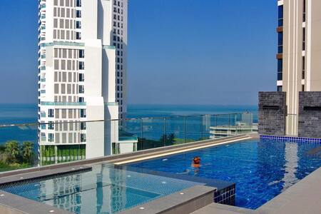 2Bedroom,100m to the sea,Pattaya Na Kluea - Na Kluea - Pis