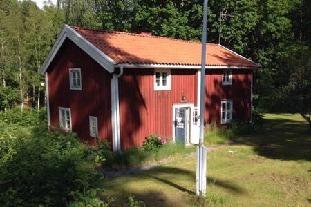 Beautiful cabin with beach & Sauna!