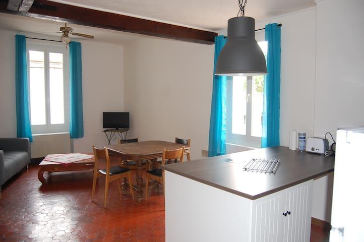 appartement provençal - Le Thor - Daire