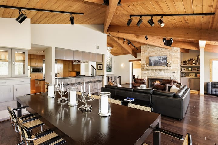Luxury Snowmass Village 5BR/5.5BA Ski In/OutAccess