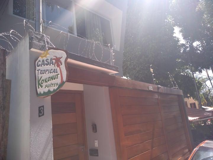 Arraial Dajuda_ Casa Tropical  kokonut suites