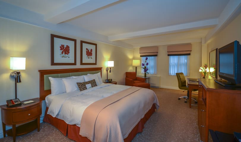 San Carlos Hotel  Deluxe Room- up to 3