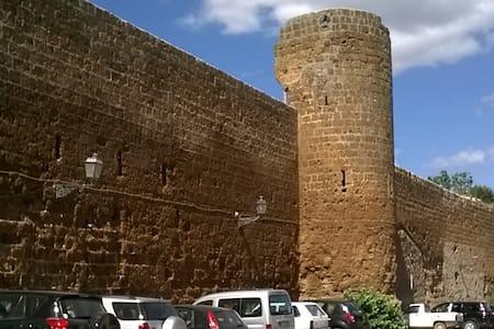Vivere in un borgo medioevale - Barbarano Romano - Talo