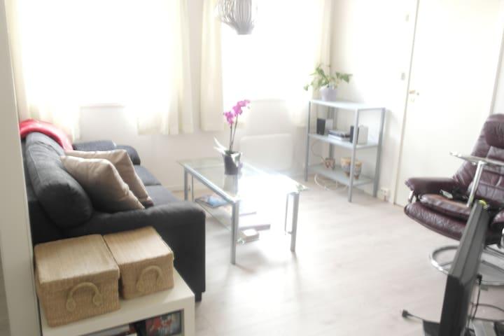 Nyoppusset separat hybel i enebolig - Gjøvik - Apartamento