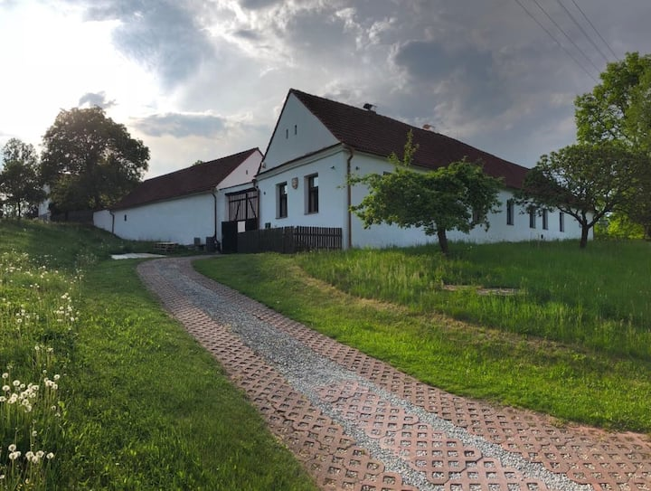 Karel's Farm House in Třeboň