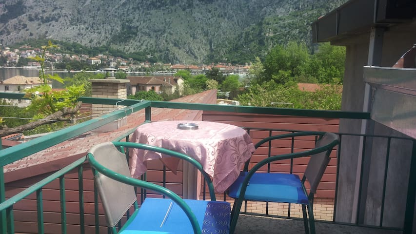 Apartment with a view on the bay - Kotor,Kotor,Njegoseva - Apartment