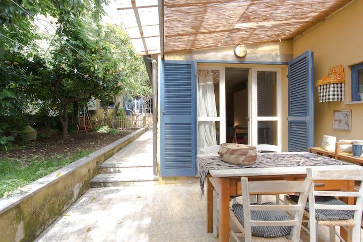 Incantevole casetta con giardino - Roma - Casa
