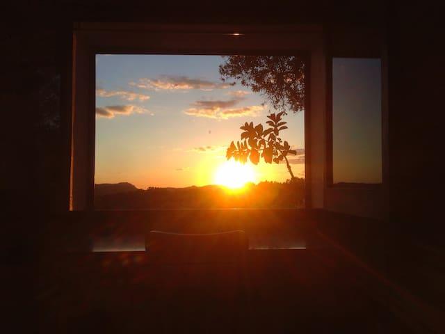 BELVISTA Room with stunning views - Sant Joan de Labritja - Bed & Breakfast