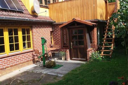 Ferienhaus am Mühlenberg - Benz - Rumah