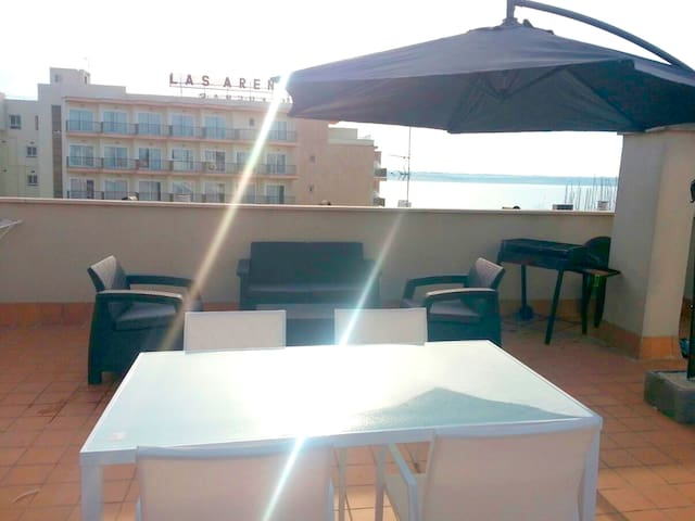 Apartamento a 50 m. de la PLAYA - Palma de Mallorca - Apartment