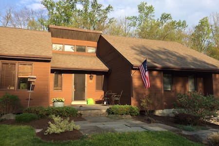 Beautiful Home in Chester County - - Kennett Square - 住宿加早餐