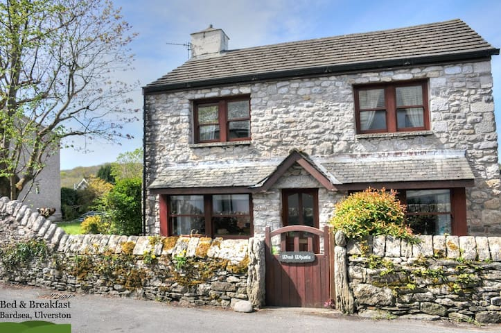 Windwhistle Cottage Bardsea Village - Ulverston - Bed & Breakfast