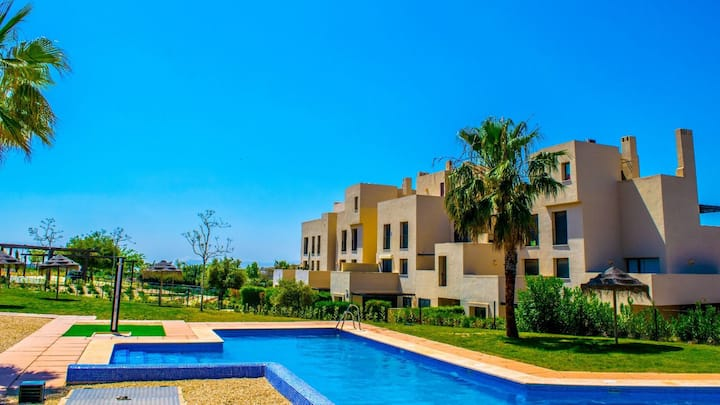 Fantástico Bajo con Jardin  Corvera Golf & Country