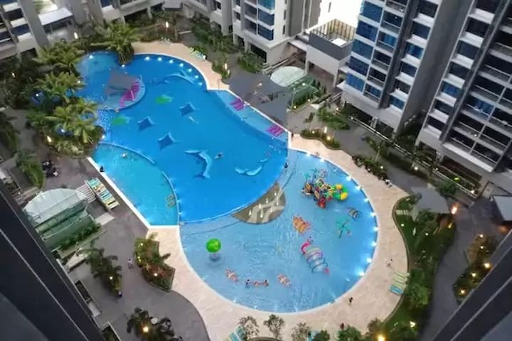 [1 Bedroom] Atlantis Residence Malacca #B-12-02