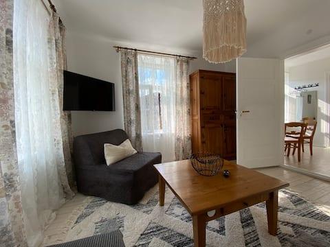 Duke Jacob's Apartment in Kuldiga
