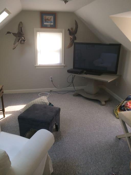 Upstairs TV Room/Loft