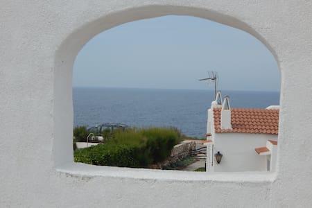 Bungalow con vistas a mar - Cap d'Artrutx - Apartamento