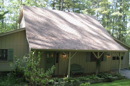 Tranquility on Lake Glenville - Cullowhee - House