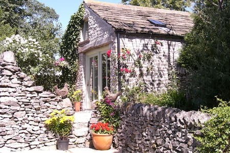 Cosy holiday cottage for two, pet welcome - Chelmorton