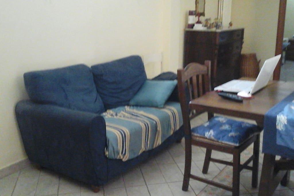 Angolo soggiorno
