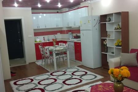 Mersin'de günlük kiralık daireler,evler - Mersin - アパート