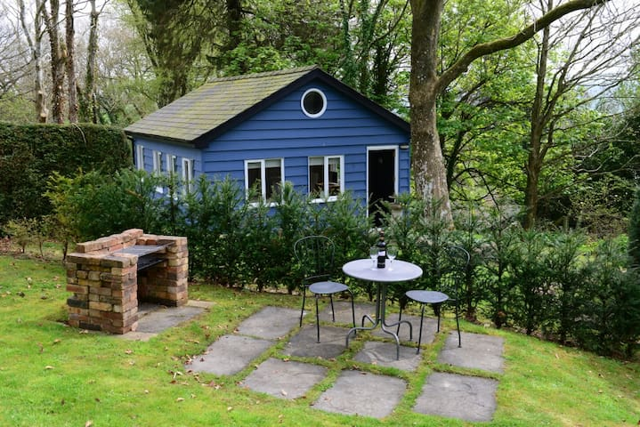 Charming Chalet in Private Garden (Pet Friendly) - Caersws - Бунгало
