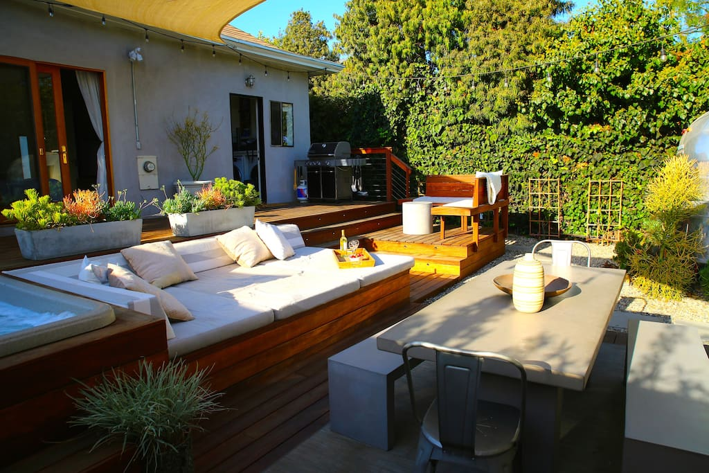 Beautiful 3 Bedroom Home Airstream W Parking Houses For Rent In Los Angeles California