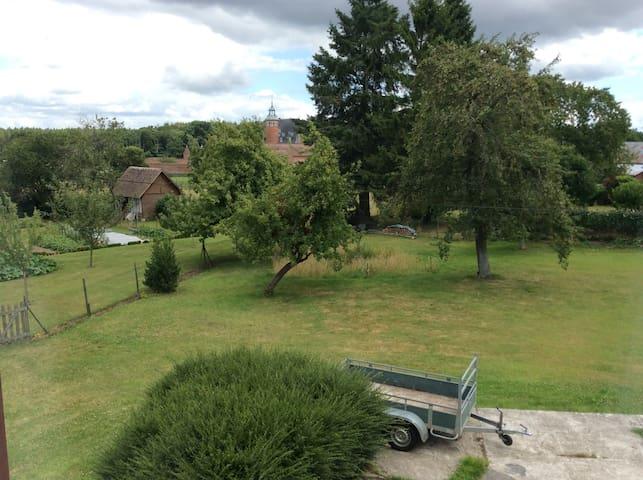 3 ch de 2 p à 35 km de Rouen 190€ - Boissey-le-Châtel - บ้าน