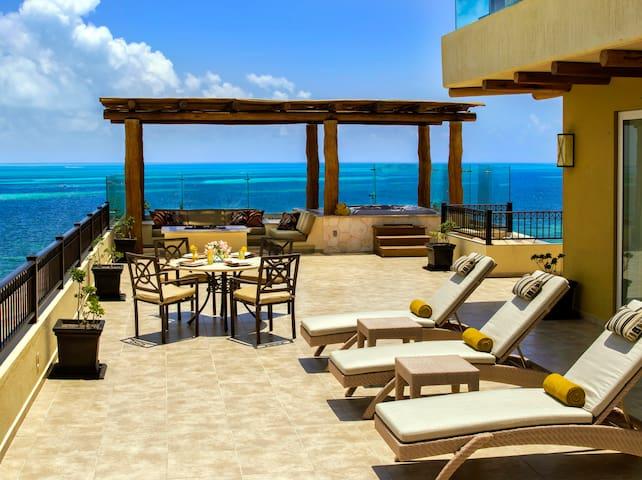 3BR Del Palmar All Inclusive:114690 - Quintana Roo - Villa
