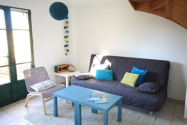 Cancale Maison 48 m² 4 pers 2 chb WIFI - Cancale - Rumah