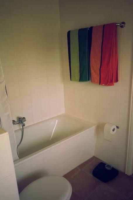 Bild 1: Badezimmer
