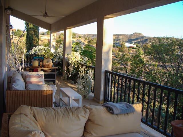 Blissful Villa Koukouli just outside of Limassol