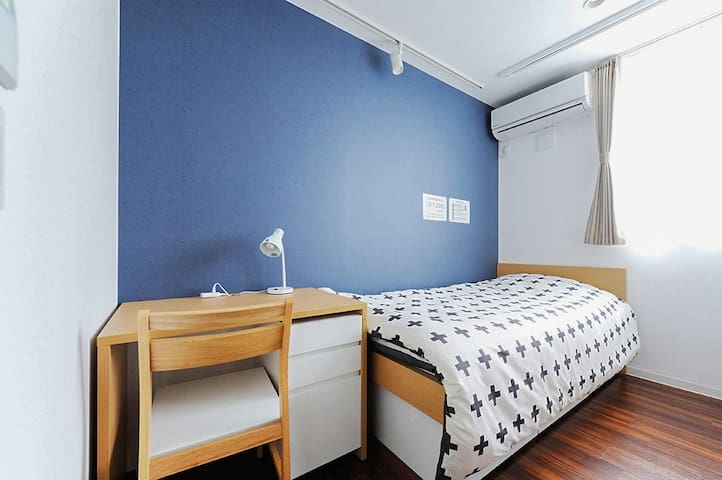 Private Room☆5min to Sta.&15min Akihabara♪G7-6