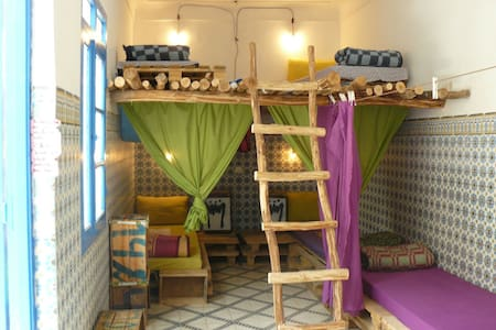 Artistic Alternative Accomodation 2 - Marrakech - Dorm