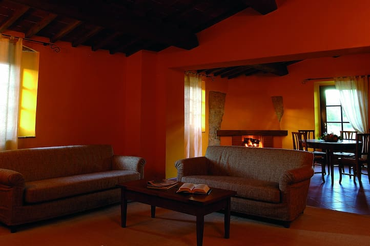 Casa del Riccio - Bucine - Apartment