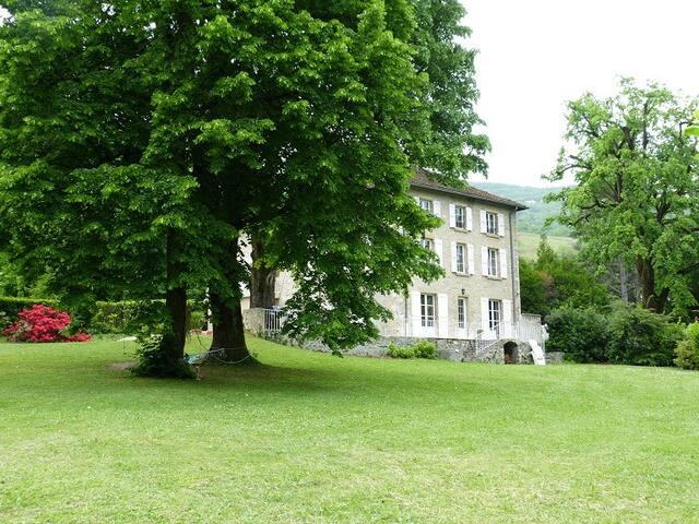 18°c House in a park + pool - Seyssins - House