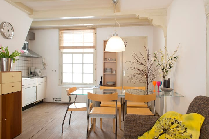 Studio for family and friends - Ámsterdam - Loft