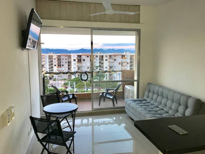Espectacular Apartamento tipo Loft